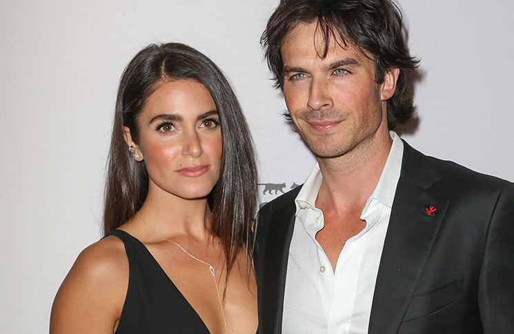 """Nikki Reed, Ian Somerhalder - 2016 United States Humane Society """"To the Rescue!"""" Benefit in Los Angeles"""
