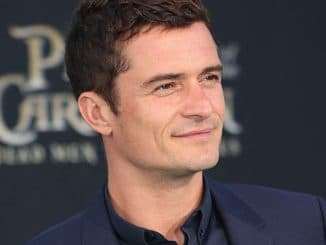 Orlando Bloom kommt ins TV - TV News