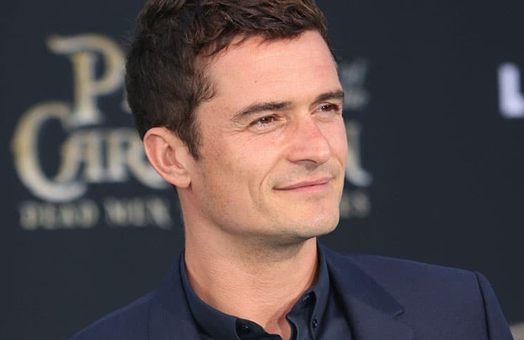 "Orlando Bloom - ""Pirates Of The Caribbean: Dead Men Tell No Tales"" Los Angeles Premiere"