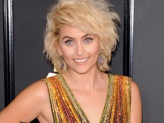 Paris Jackson - 59th GRAMMY Awards - Arrivals
