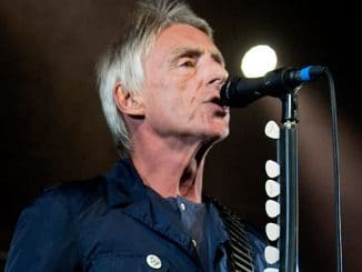 Paul Weller in Concert at Mountford Hall in Liverpool - April 9, 2017