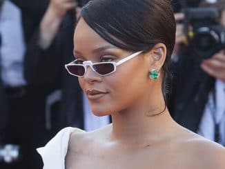 Rihanna - 70th Annual Cannes Film Festival