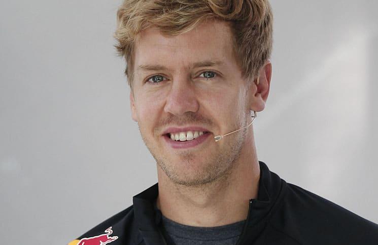 Sebastian Vettel - 2012 Formula 1 Racing - FIA World Championship in Monza