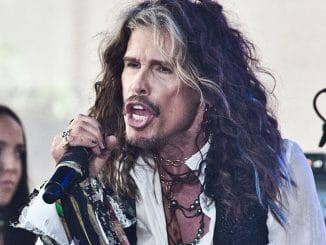 "Steven Tyler in Concert on NBC's ""The Today Show"" at Rockefeller Plaza in New York City - June 24, 2016 - 2"
