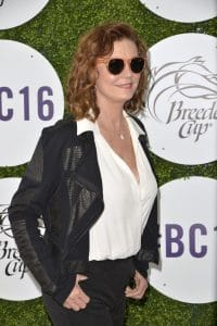 Susan Sarandon - 2016 Breeders' Cup World Championships