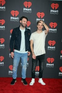 The Chainsmokers - iHeartRadio Music Festival Las Vegas 2016 - 2