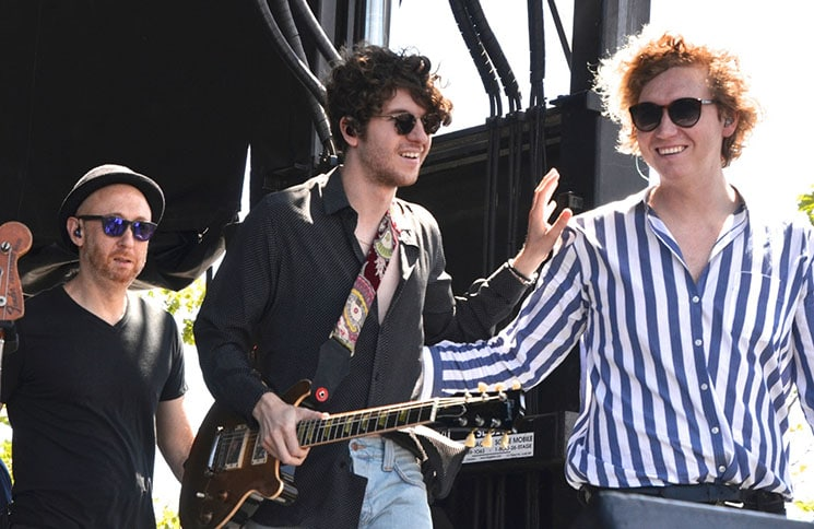 The Kooks - 21st Annual Live 105 BFD Festival