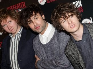 The Kooks - Beefeater London Sessions Photocall at El Corral de la Pacheca in Madrid