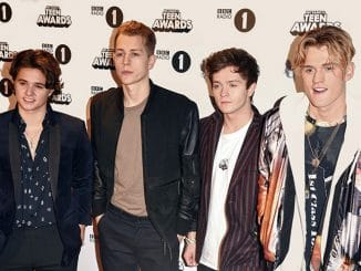 The Vamps - BBC Radio 1's Teen Awards 2016