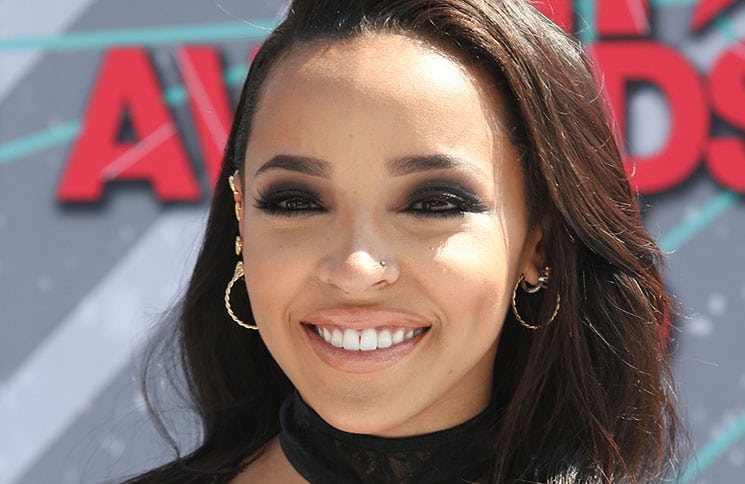 Tinashe - 2016 BET Awards - Arrivals