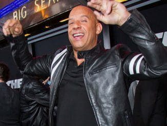 """Vin Diesel - """"The Fate of the Furious"""" New York City Premiere"""