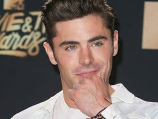 Zac Efron - 2017 MTV Movie and TV Awards