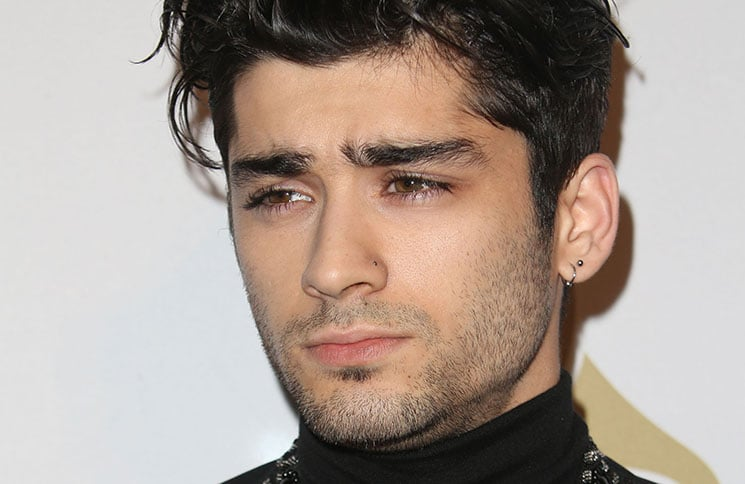 Zayn Malik - 59th Annual Grammy Awards