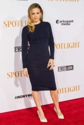 "Alicia Silverstone - ""Spotlight"" New York City Premiere"