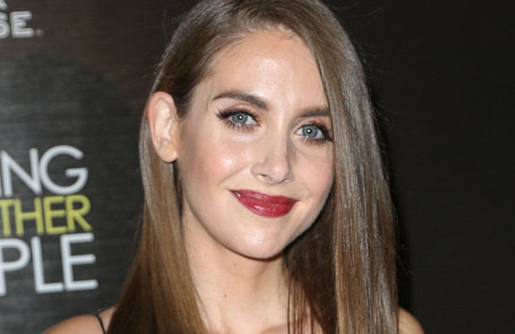 """Alison Brie - """"Sleeping with Other People"""" Los Angeles Premiere"""