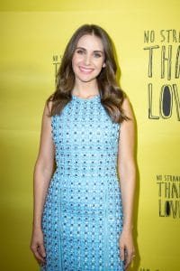 """Alison Brie - """"No Stranger Than Love"""" Los Angeles Special Screening"""
