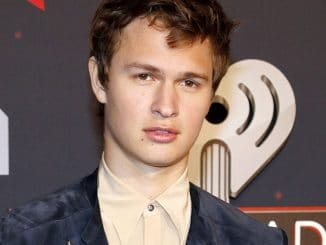 Ansel Elgort - 2017 iHeartRadio Music Awards