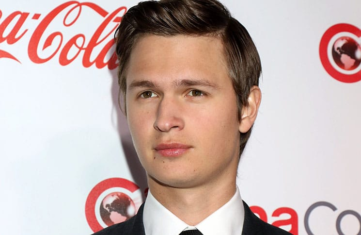 Ansel Elgort - CinemaCon 2017 - The CinemaCon Big Screen Achievement Awards