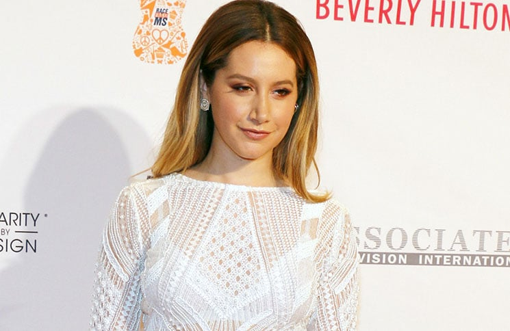 Ashley Tisdale - 23rd Annual Race To Erase MS Gala