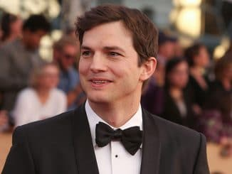 Ashton Kutcher - 23rd Annual Screen Actors Guild Awards - 2