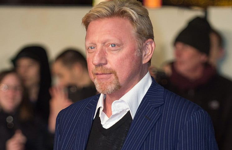 "Boris Becker - ""I Am Bolt"" World Premiere"