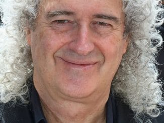 Brian May - 2015 Ivor Novello Awards