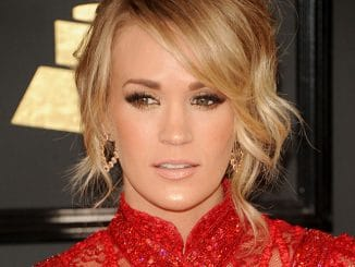 Carrie Underwood - 59th GRAMMY Awards - 2