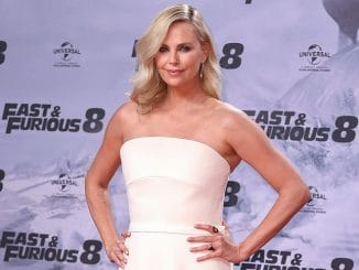"""Charlize Theron - """"The Fate of the Furious"""" Berlin Premiere"""