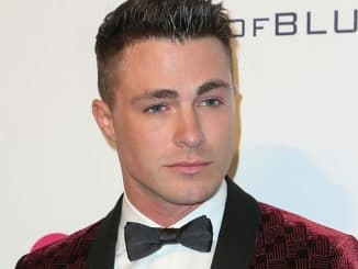 Colton Haynes - 25th Annual Elton John AIDS Foundation's Academy Awards Viewing Party