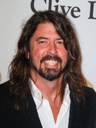 Dave Grohl - 2016 Clive Davis Pre-Grammy Gala and Salute to Industry Icons