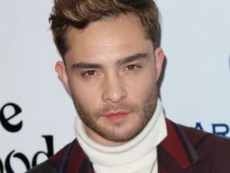 Ed Westwick - Art Of Elysium's 9th Annual Heaven Gala