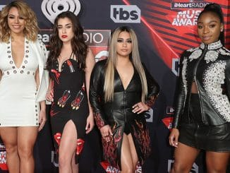 Fifth Harmony - 2017 iHeartRadio Music Awards - 2