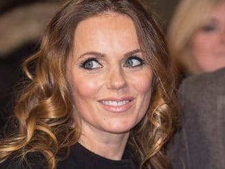 "Geri Horner - ""I Am Bolt"" World Premiere - Arrivals"