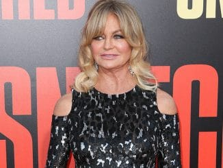"Goldie Hawn - ""Snatched"" Los Angeles Premiere"