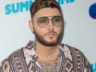 James Arthur - 95-106 Capital FM Summertime Ball 2017