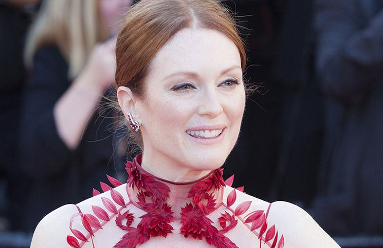 Julianne Moore - 70th Annual Cannes Film Festival
