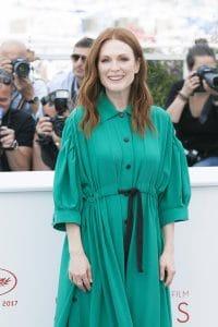 Julianne Moore - 70th Annual Cannes Film Festival