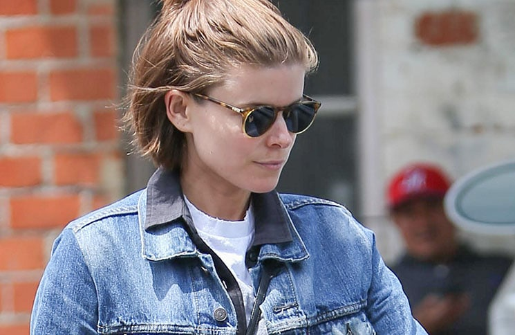 Kate Mara Sighted in Los Angeles on June 14, 2016