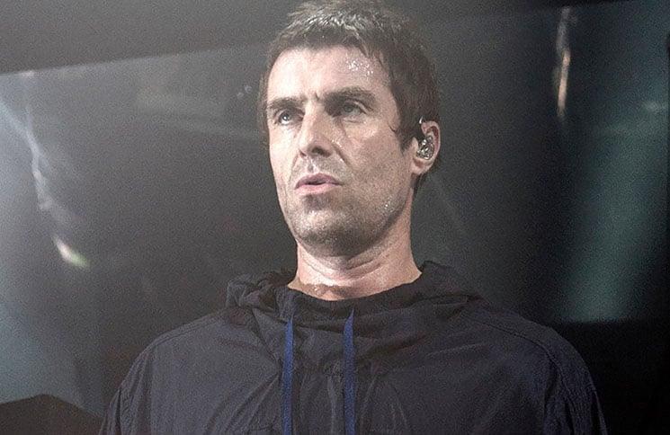 Liam Gallagher Underplay Tour in Concert at the O2 Ritz Manchester - May 30, 2017