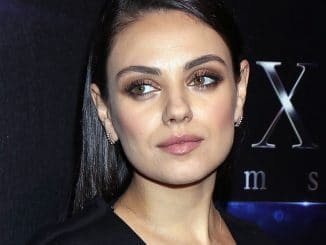 "Mila Kunis - CinemaCon 2017 - STX Films Headlines Cinemacon's ""The State of the Industry: Past, Present and Future"" Presentation"