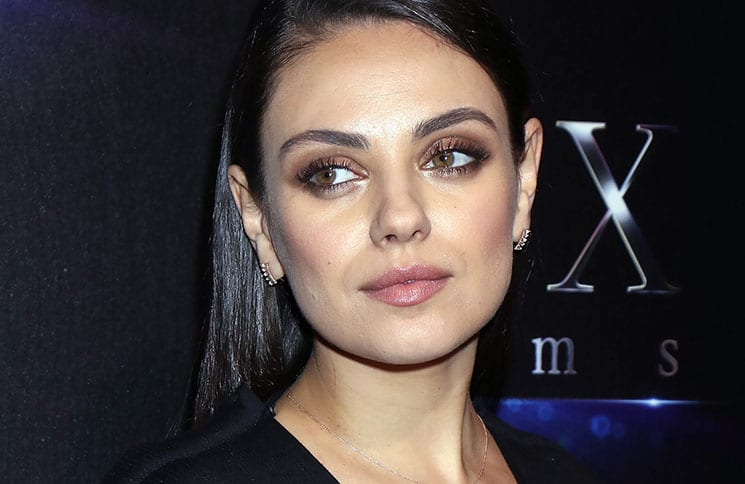 """Mila Kunis - CinemaCon 2017 - STX Films Headlines Cinemacon's """"The State of the Industry: Past, Present and Future"""" Presentation"""