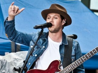 "Niall Horan in Concert on NBC's ""The Today Show"" at Rockefeller Plaza in New York City - May 29, 2017 - 2"