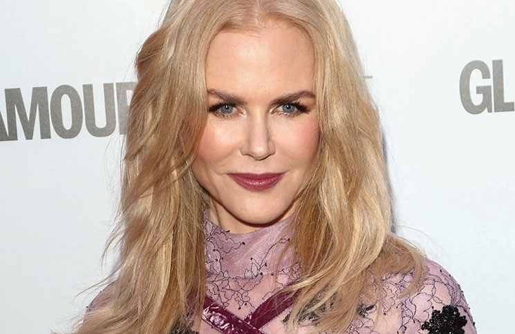 Nicole Kidman - Glamour Magazine Woman of the Year Awards 2017