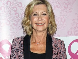 """Olivia Newton-John Hosts """"Turn up the Pink Against Breast Cancer"""" Event to Benefit Making Strides in Las Vegas on October 23, 2016"""