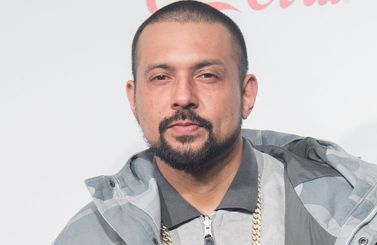 Sean Paul - 2016 Jingle Bell Ball