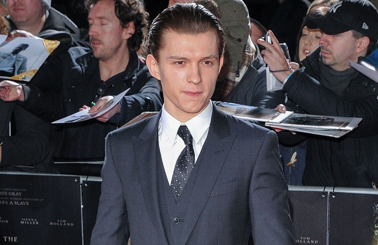 """Tom Holland - """"The Lost City of Z"""" UK Premiere - 2"""