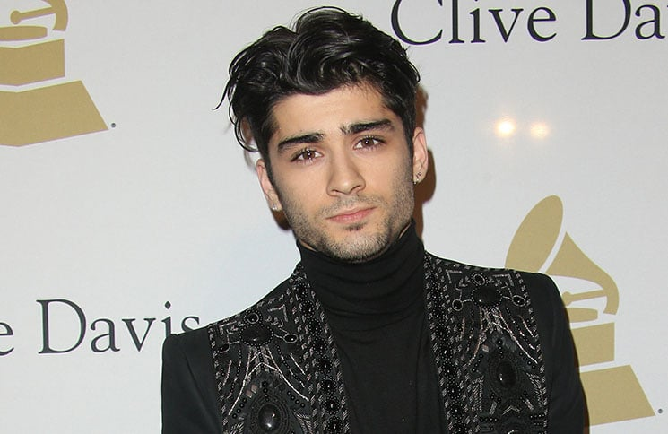 Zayn Malik - 59th Annual Grammy Awards - 3
