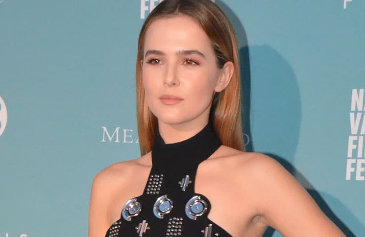 Zoey Deutch - 2016 Napa Film Festival - Tribute Night