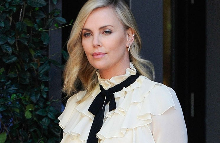 "Charlize Theron - ""Fast & Furious 8"" Madrid Photocall"