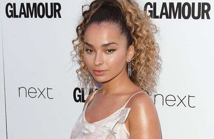 Ella Eyre - Glamour Magazine Woman of the Year Awards 2017